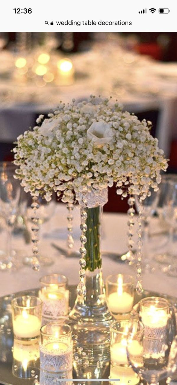Offerup Las Vegas >> Wedding Table Decorations Rental At An Affordable Price ...