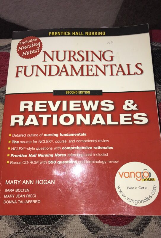 Nursing fundamentals for Sale in Pawtucket, RI - OfferUp