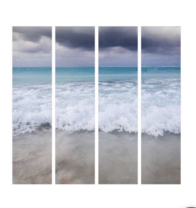 WAVES PICTURE ART