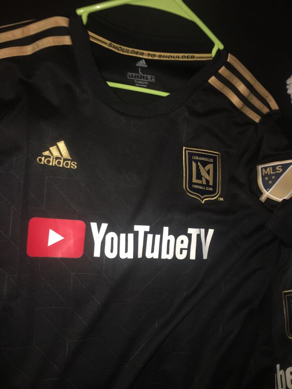 official photos 5e284 4f77c Armoured Vehicles Latin America ⁓ These Lafc Jersey Adidas
