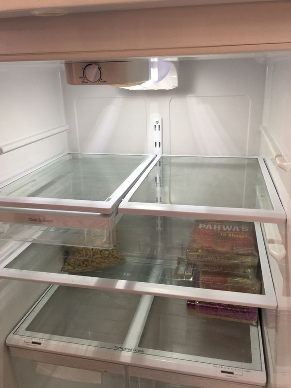 Haier Refrigerator With Lots Of Space Appliances In
