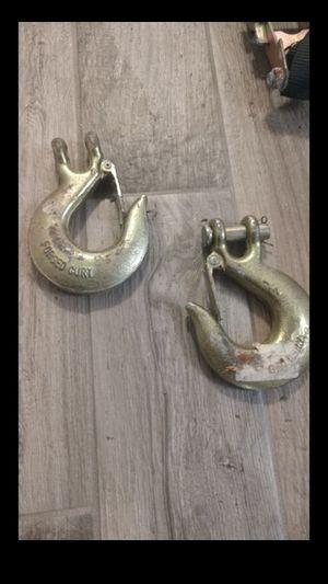 Clevis slip hooks for Sale in Lake Ridge, VA