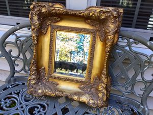 Antique Frame with Mirror for Sale in Fairfax, VA