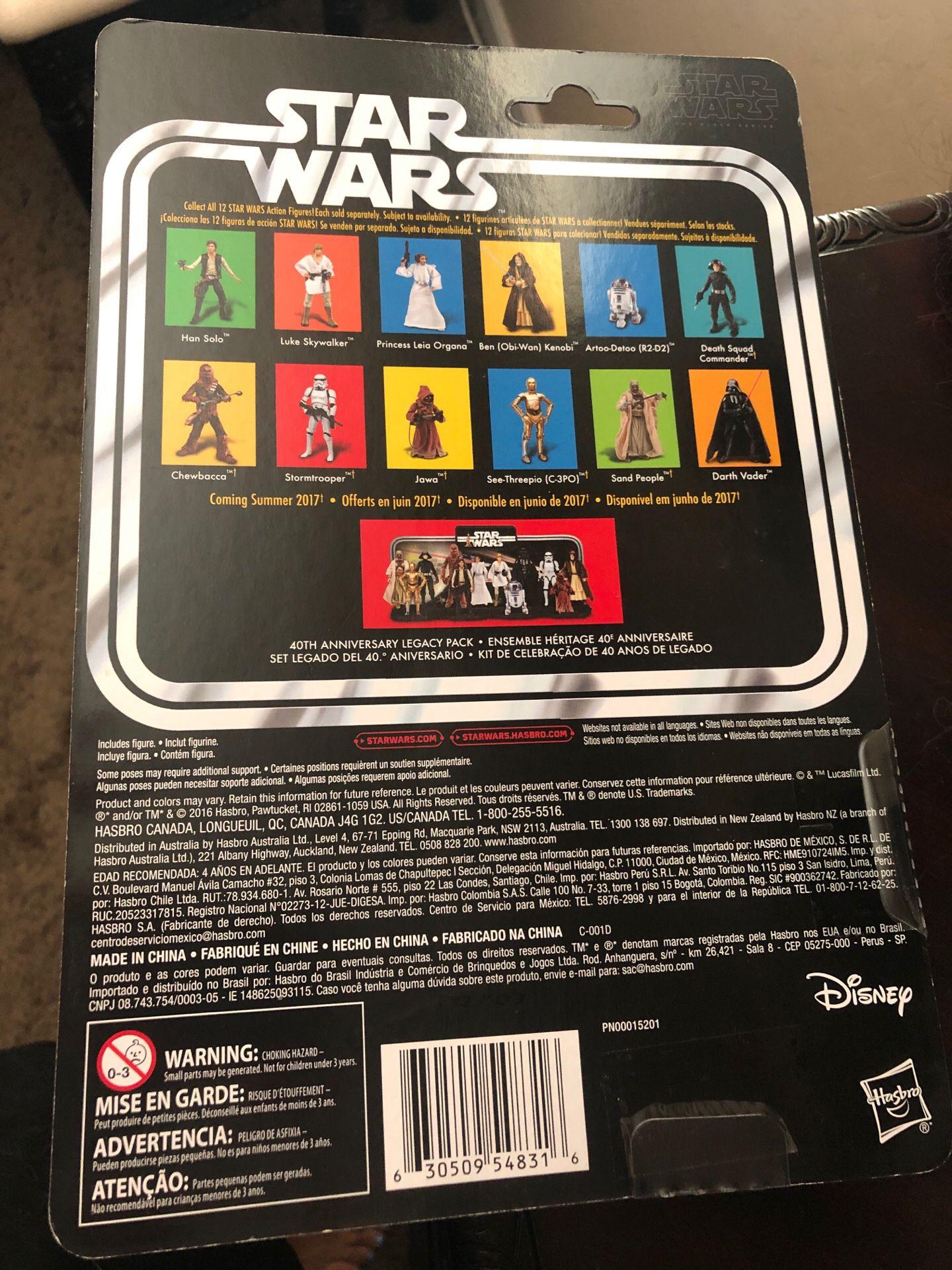 Star Wars R5-D4 GameStop Exclusive Kenner figure