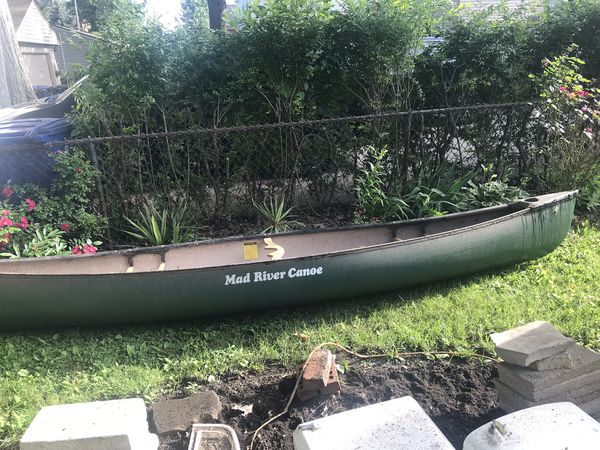 Mad river canoe St  Croix R-Series for Sale in Cleveland, OH - OfferUp