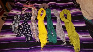 Scarfs, hat & ear warmers bundle! for sale  Tulsa, OK