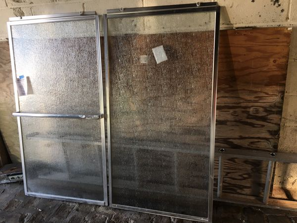 Shower Doors Rain Glass Up To 60 Inches For Sale In Delran