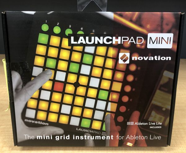 Novation Launchpad Mini MK2 MKII USB MIDI DJ CONTROLLER 64-Pad + Ableton  live lite (New In Box) for Sale in Brooklyn, NY - OfferUp