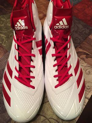 adidas Adizero 5Star 6.0 Mid Cleat Men's Football size 13 for Sale in Alexandria, VA