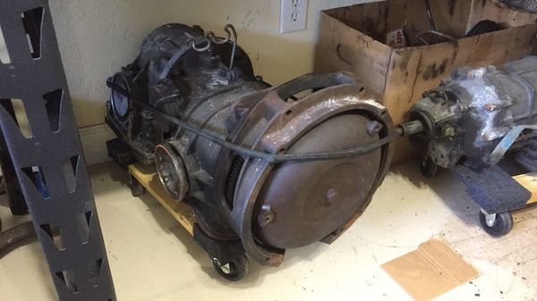Late Bay Window Early Vanagon Automatic Transmission Vw For