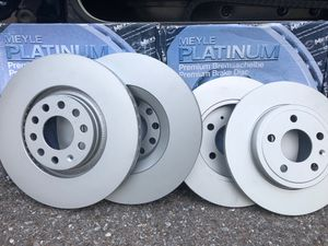 FULL SET Front + Rear ROTORS + PADS 05-08 Audi A4 (B7) for Sale in Parkville, MD