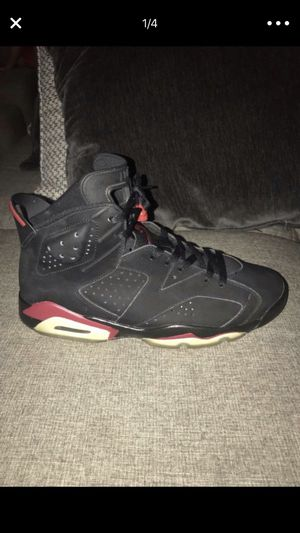 on sale fff26 0c5b8 Varsity Red 6s for Sale in Milwaukee, WI - OfferUp