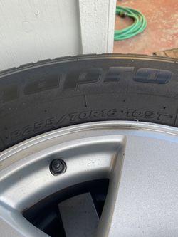 Wheels and tires Thumbnail