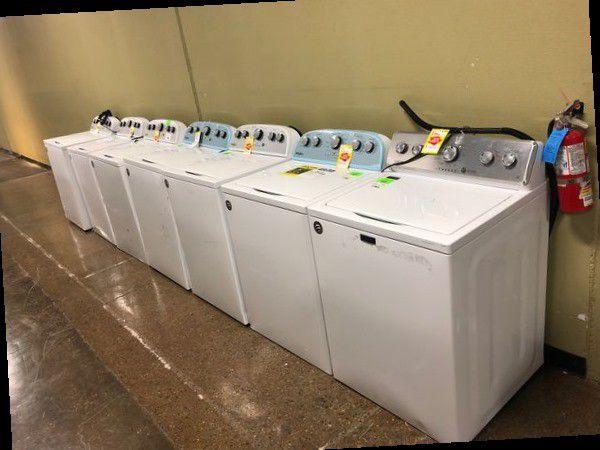 Brand New Washers (Maytag,Whirlpool,LG,Samsung,GE)