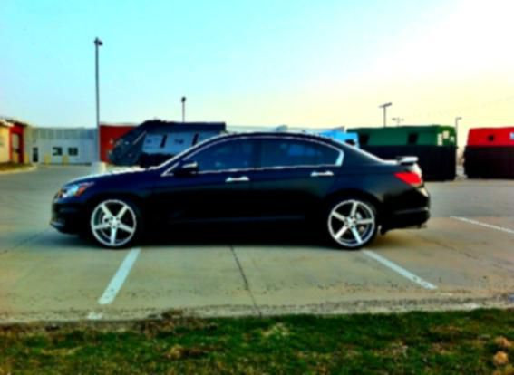 09 Accord No low-ball offers