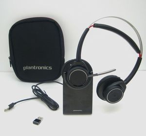 Plantronics Voyager Focus Uc Stereo Bluetooth Headset With Usb Type A Adapter For Sale In Phoenix Az Offerup