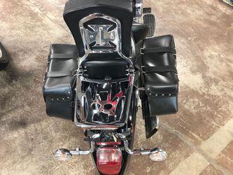 2007 Yamaha V Star 1100 Custom Thumbnail
