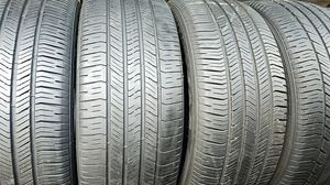4 good set of Goodyear tires for sale 225/50/18 for Sale in Capitol Heights, DC