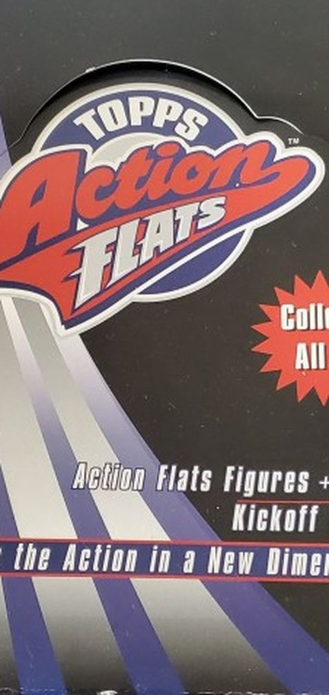 1998 Topps Action Flats
