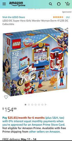 Wonder Woman Dorm Thumbnail