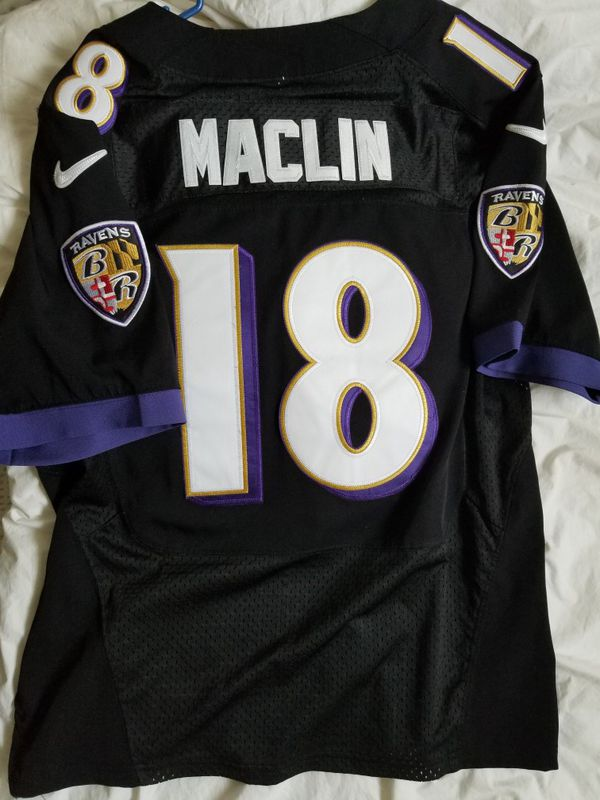new arrivals 69b96 4f945 Ravens NFL Nike Jersey Jeremy Maclin for Sale in Gaithersburg, MD - OfferUp