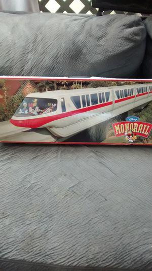 Disney contemporary resort monorail toy accessory for Sale in Farmville, VA