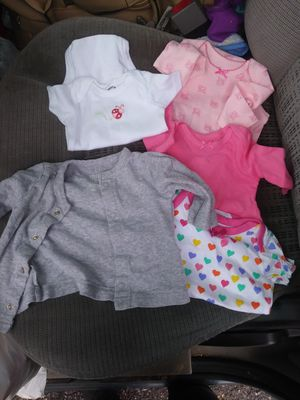 Photo Newborn and 0 to 3 mths clothes