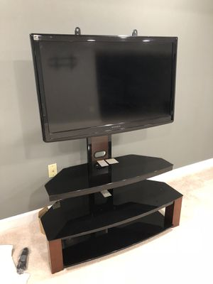 TV WITH STAND for Sale in Springfield, VA
