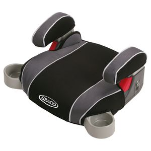 Graco Backless Turbo Booster Car Seat - BLACK for Sale in Holly Springs, NC