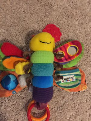 Lamaze butterfly baby toy for Sale in Reston, VA