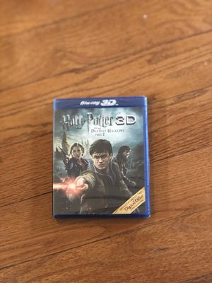 **UNOPENED** Harry Potter and the deathly hallows for Sale in Centreville, VA
