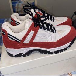 Maison Margiela Security Sneakers Size 8 Thumbnail