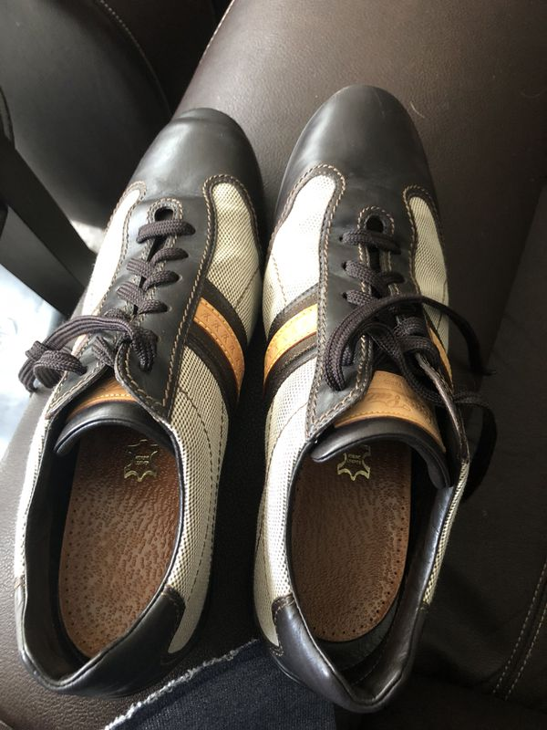 Men S Lvitton Lace Up Shoe 8 5 Clothing Shoes In Raleigh Nc Offerup