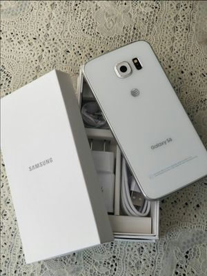 Samsung Galaxy S 6 , 32GB , Unlocked .  Excellent condition   ( as like  New ) for Sale in Springfield, VA