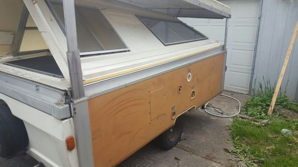 Apache Mesa pop up camper for Sale in Tacoma, WA - OfferUp
