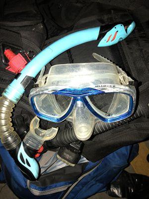Diving+ snorkel for Sale in Los Angeles, CA