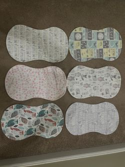 Burp Cloths Thumbnail