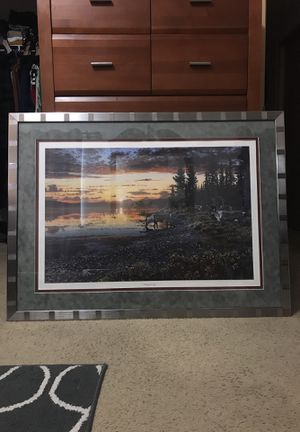 Limited Edition Ed Tussey Print AP55/150 for Sale in Vancouver, WA