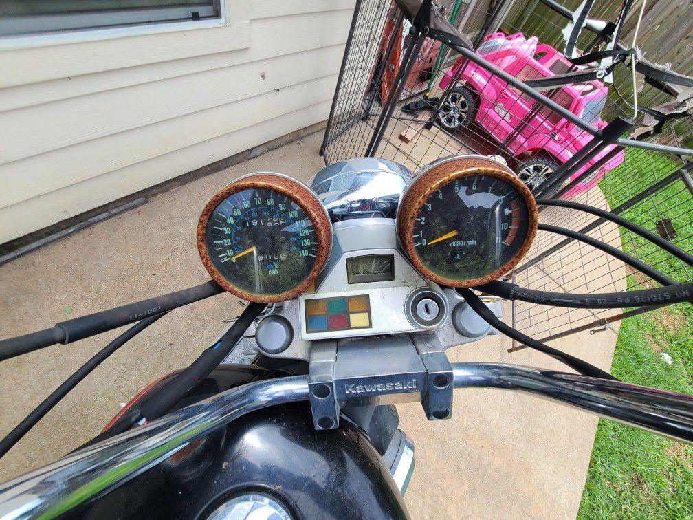 93/94 Kawasaki Vulkan 750 Not Running
