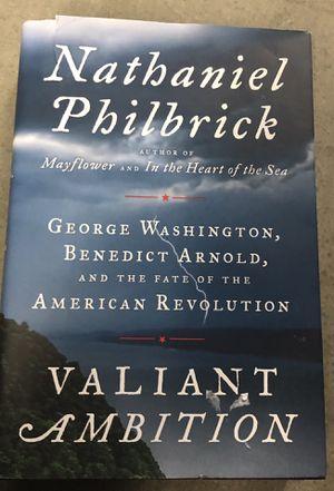 Valiant Ambition by Nathaniel Philbrick for Sale in Manassas, VA