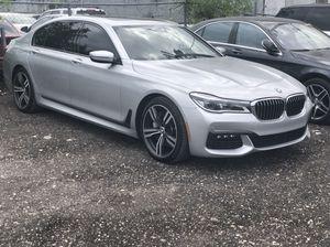 2016 BMW 750i XDRIVE for Sale in Orlando, FL