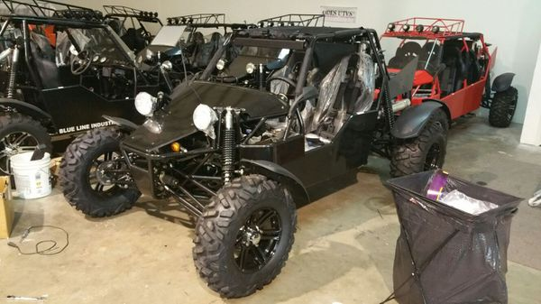 2 Seater Dune Buggy 1000cc Street Legal Utv Side X Side For Sale In