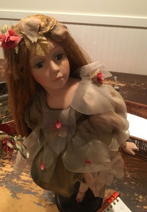 Porcelain doll for Sale in Los Gatos, CA