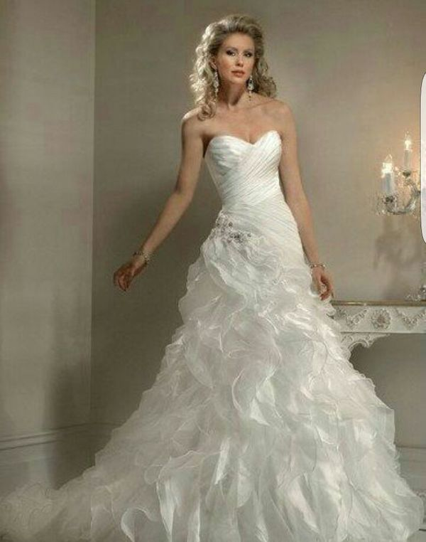 "NWT Maggie Sottero ""Miri"" wedding dress for Sale in Milwaukee, WI ..."