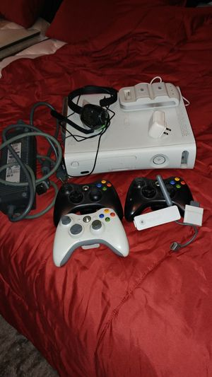 Xbox360/accessories for Sale in Charlotte, NC