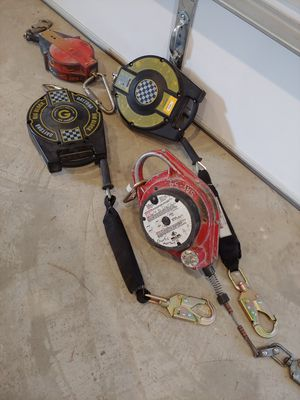 Yoyo retractable safety lines***(check out my other offers on my profile)*** for Sale in Bothell, WA