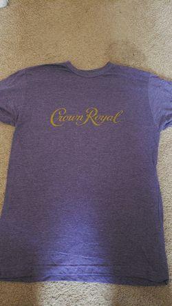 Crown royal t shirt Thumbnail