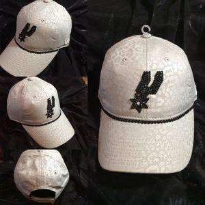 Photo San Antonio Spurs bling cap
