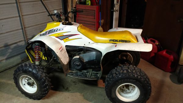 99 Polaris trailblazer 250 for Sale in Jacksonville, AR - OfferUp