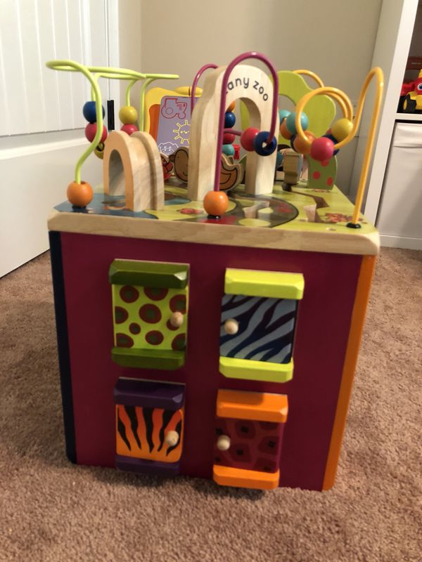 B. You Zany Zoo infant/toddler toy for Sale in Cumming, GA - OfferUp